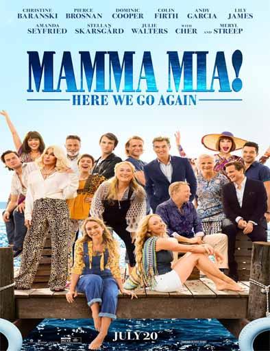Poster de Mamma Mia! Vamos otra vez