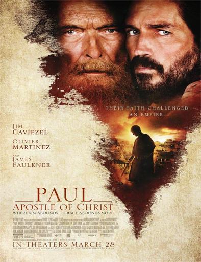 Pablo, apóstol de Cristo (2018) [CAM] [Latino] [1 Link] [MEGA]
