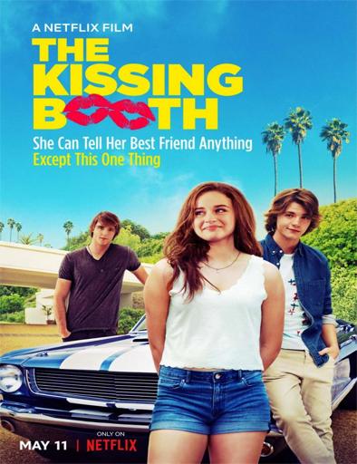 Poster de  El stand de los besos