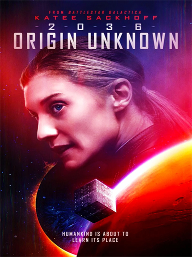 Poster de 2036 Origin Unknown