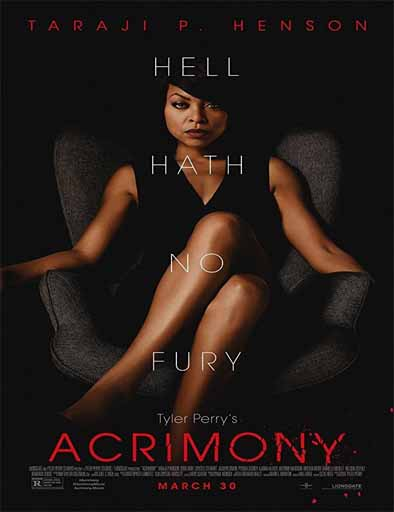 Acrimony (2018) [BRRip 720p] [Latino] [1 Link] [MEGA]
