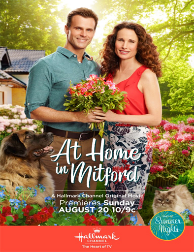 At Home In Mitford (2017) [DVDRip] [Latino] [1 Link] [MEGA] [GDrive]