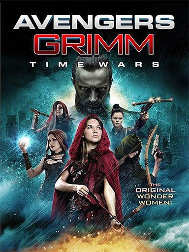 Las Vengadoras de Grimm: Tiempos de guerra (2018)[BRRip 720p] [Castellano] [1 Link] [MEGA]