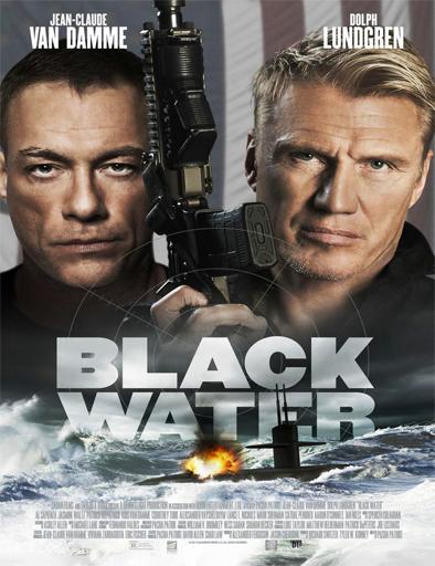 Poster de Black Water (Operación rescate)