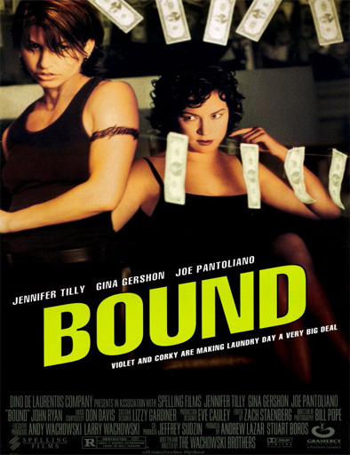 Poster de Bound (Sín límites)
