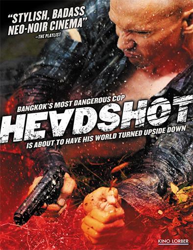 Poster de Headshot