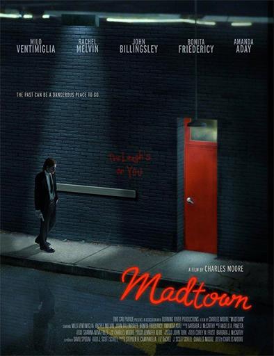 Poster de Madtown (Ciudad en frenesí)