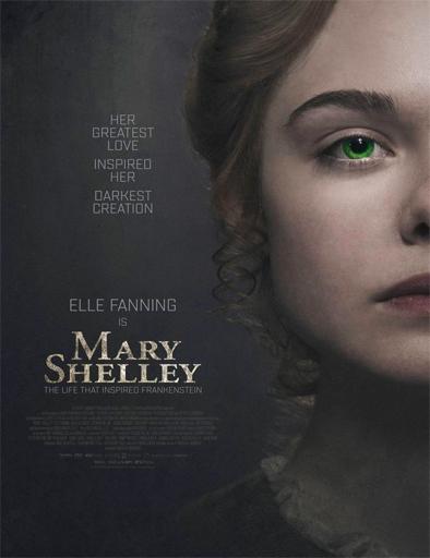Poster de Mary Shelley