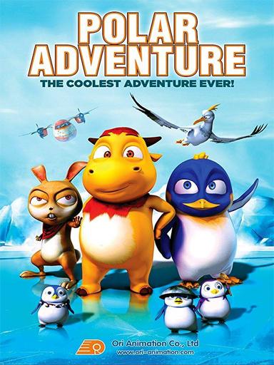Polar Adventure (Una aventura en el hielo) (2015) [DVDRip] [Latino] [1 Link] [MEGA] [GDrive]