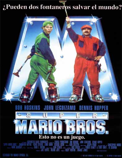 Poster de Super Mario Bros.