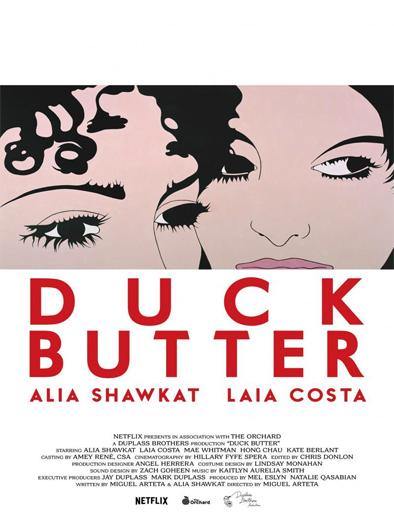 Poster de Duck Butter