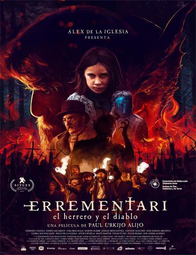 Poster de Errementari (El herrero y el diablo)