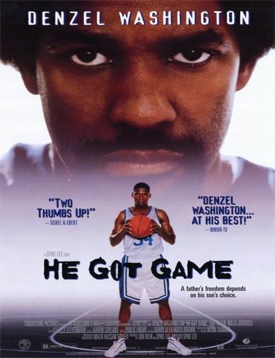 Poster de He Got Game (No perdonarás)