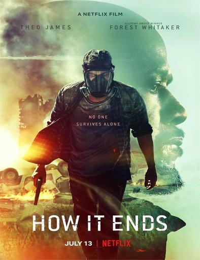 Poster de How It Ends (El final de todo)