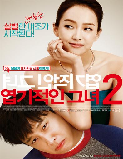 Poster de My New Sassy Girl (Yeopgijeogin Geunyeo 2)
