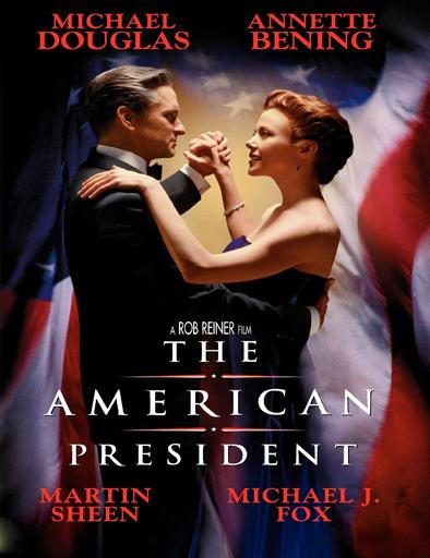 Poster de The American President (Mi querido presidente)