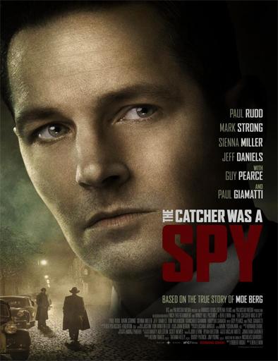 Poster de The Catcher Was a Spy