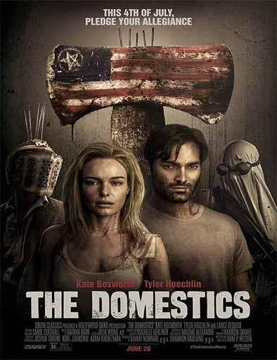 Poster de The Domestics