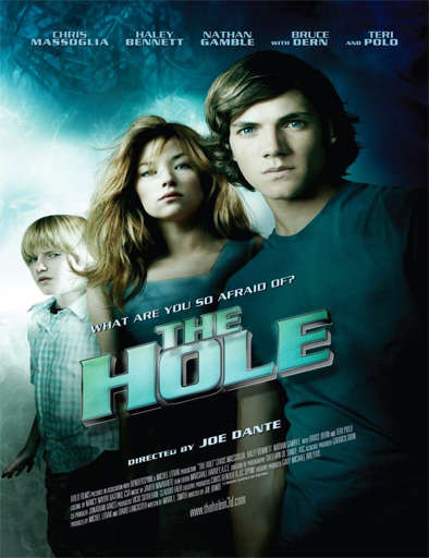 Poster de The Hole (Miedos 3D)