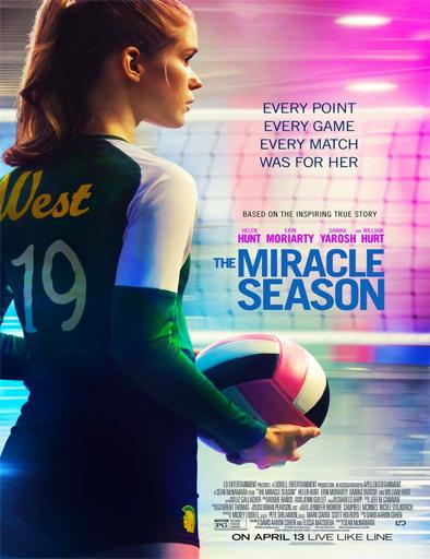 Poster de The Miracle Season