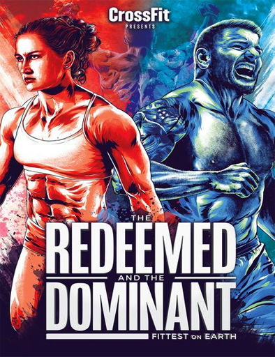 Poster de The Redeemed and the Dominant: Fittest on Earth