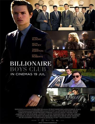 Poster de Billionaire Boys Club
