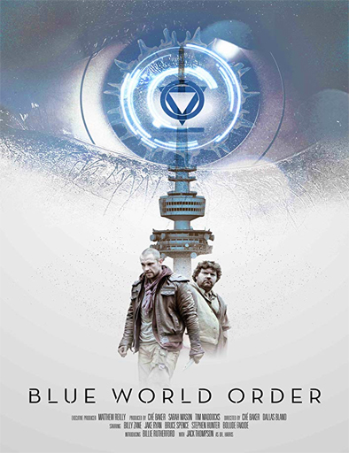 Poster de Blue World Order