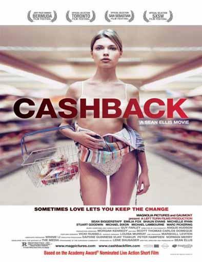 Poster de Cashback