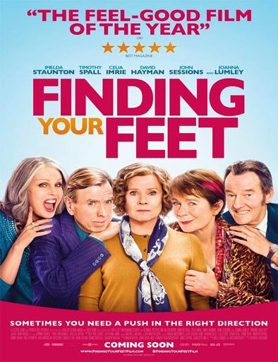 Poster de Finding Your Feet (Bailando la vida)