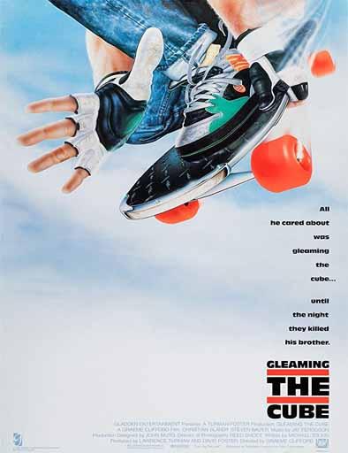Poster de Volando sobre el peligro