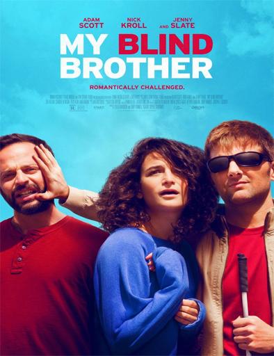Poster de My Blind Brother (Mi hermano ciego)