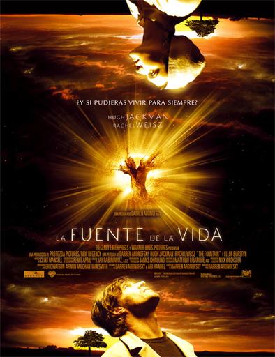 Poster de The Fountain (La fuente de la vida)