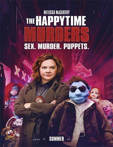 Poster de The Happytime Murders