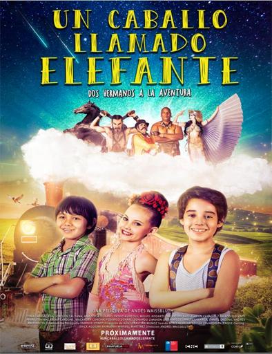 Poster de Un caballo llamado Elefante