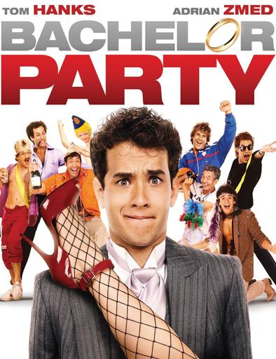 Poster de Bachelor Party (Despedida de soltero)
