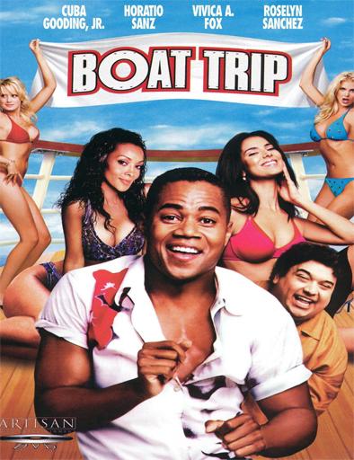 Poster de Boat Trip (El crucero de las locas)