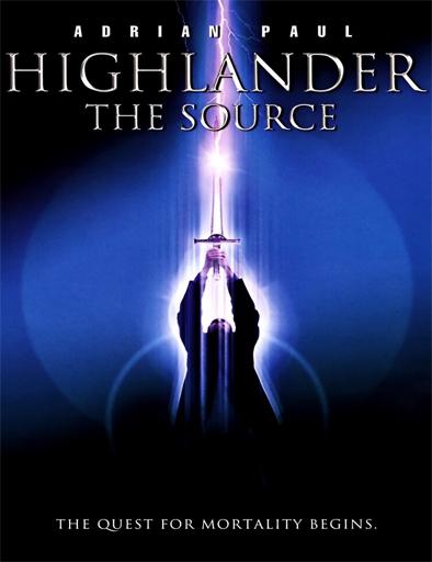 Poster de Highlander 5