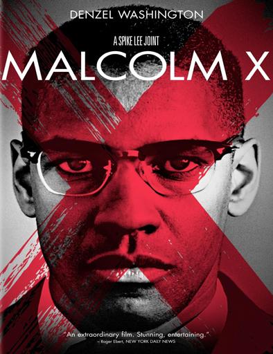 Poster de Malcolm X