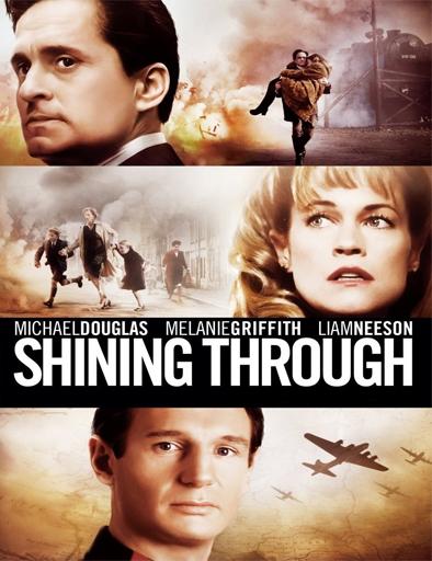Poster de Shining Through (Un destello en la oscuridad)