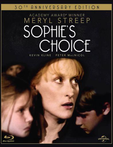 Poster de Sophie's Choice (La decisión de Sophie)