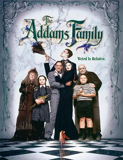 Poster de The Addams Family (Los locos Addams)