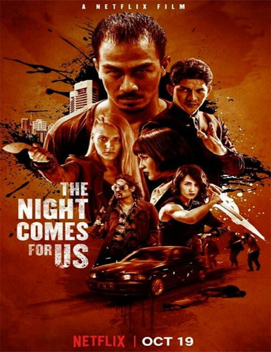 Poster de The Night Comes for Us