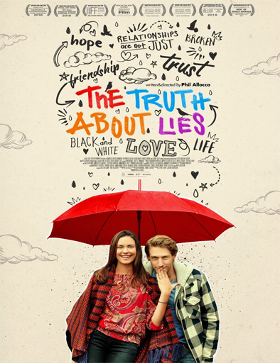 Poster de The Truth About Lies