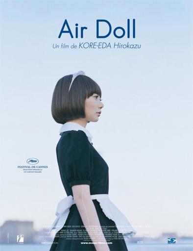 Poster de Air Doll (Muñeca inflable)
