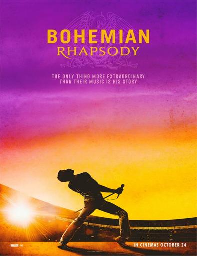 Poster de Bohemian Rhapsody: La historia de Freddie Mercury