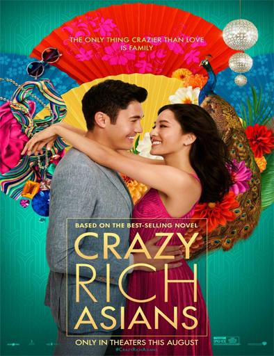 Poster de Crazy Rich Asians (Locamente millonarios)