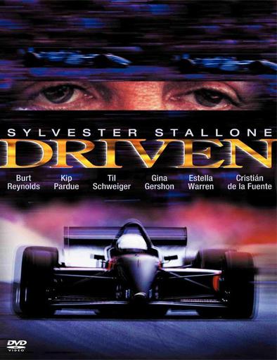 Poster de Driven (Alta velocidad)