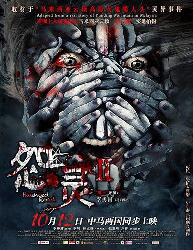 Poster de Haunted Road 2 (Habitación 1174)