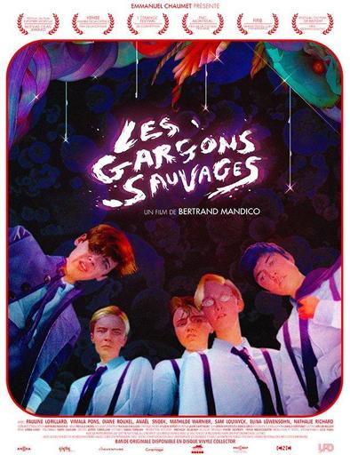 Poster de Les garçons sauvages (The Wild Boys)