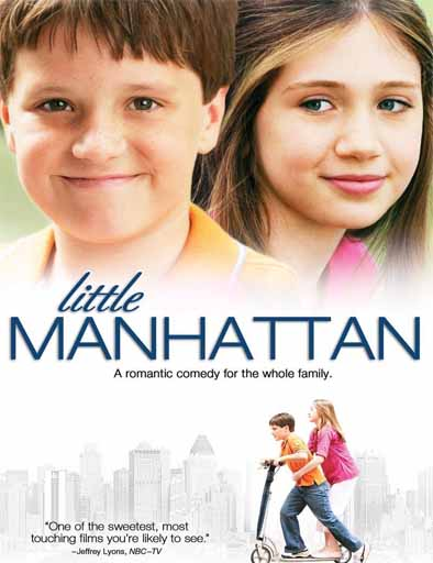 Poster de Little Manhattan (ABC de amor)